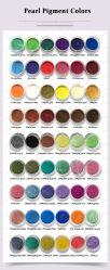 Orgânicos pigmento fluorescente em pó, resina pigmento fluorescente Cole