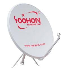 Pakketten van TV van de Schotel van de Antenne van de Schotel van de Compensatie van de antenne 90X99 Cm de Satelliet met de Certificatie van Ce