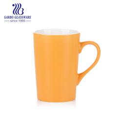 400ml Keramik Becher Porzellan Teebecher mit Griff Tc0906400-A
