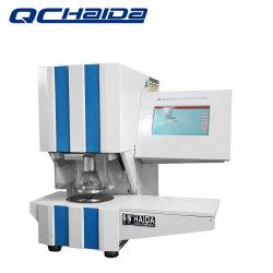 Macchina di prova di scoppio di carta automatica della strumentazione di laboratorio