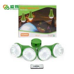 태양광 동력 비상 및 충전식 LED 램프 차량용 충전기