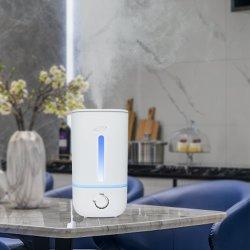 5L регулируемый туман воздуха ультразвуковой увлажнитель воздуха