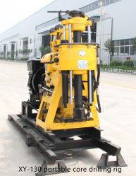 최신 판매 0-130m 토양 Spt 테스트 코어 드릴링 리그 또는 드릴링 기계