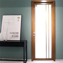 中国の内部の浴室または洗面所のアルミニウム開き窓のドア