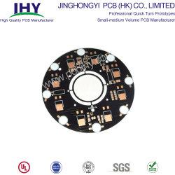 1,2 мм 94V0 алюминиевых печатных плат на светодиодной панели освещения профессиональный производитель