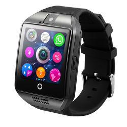 方法スポーツのISOのアンドロイドのための防水Bluetoothのスマートな腕時計Q18の屋外の腕時計のブレスレット