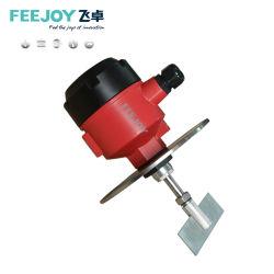 Poudre solide Feejoy Rd contacteur de niveau de palette rotatif du contrôleur du capteur