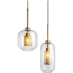Casa de la luz de lámpara de araña de cristal para iluminación con luz de la Decoración Restaurante