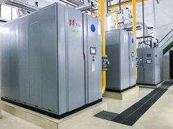 1400kw超低い窒素化合物の凝縮の真空の天燃ガスの熱湯ボイラー