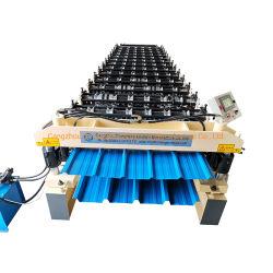وضع لوحة R ولفة السقف المزدوجة الخاصة بلوحة AG تشكيل خط الآلة