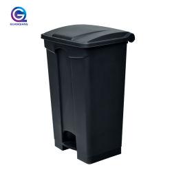 Pedal de plástico fabricante Resycle caixote do lixo na Lixeira Lixeira
