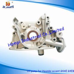 車はヒュンダイG4ae G4eb 2131022010 /D4ea/G4gc/G4ea/B/H/K/G4ae/G4CS/G4DJ/G6atのための油ポンプを分ける