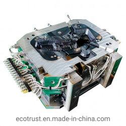 알루미늄 주조 라디에이터 부품, LED 램프 라이트 부품용 다이 주조 및 몰드