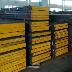 1.2311، 1.2738، 1.2083، 1.2085، S136، Nak80، S50c، بار بلاستيك من الفولاذ المستدير المسطح