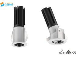 4W 8W souple et de présenter l'utilisation du Cabinet Managetic Mini Spot à LED