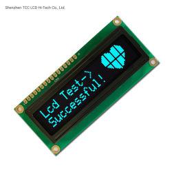 Pode suportar 16X2 Porta paralela de série Multi-Effect Pistola de Medição de Temperatura do Ecrã Ecrã OLED