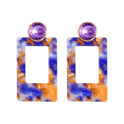 Monili acrilici degli accessori dell'orecchino dei monili delle signore dei nuovi punti