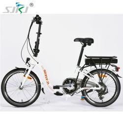 折る20inch Foldable Ebikeの大人の電気自転車