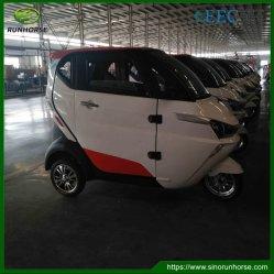Adultos coches nuevos de energía del vehículo eléctrico de viajes