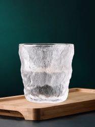 Accueil de verre Verre à eau épaissie de boire la bière Mug pour l'été Bureau jus simple tasse de thé