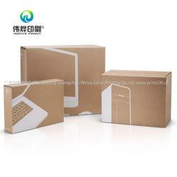 カスタム印刷の段ボール紙の包装の郵便利用者ボックス