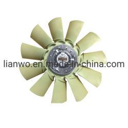 Shacman peças do veículo óleo de silicone a Embreagem do Ventilador Dz62066060001