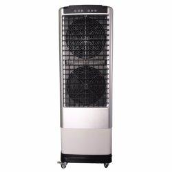 Double ventilateur de refroidisseur d'air par évaporation Portable avec 7500CMH de l'air