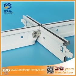 Limite de Alta Qualidade de fábrica na China T T principal de grade da estrutura da barra em T no teto