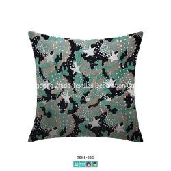 ホーム寝具の星明かりのカムフラージュのジャカードソファーのファブリックによって装飾されるソファのクッション