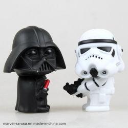 10cm Star Wars Spielzeug-MeisterYoda Darth Vader Kind-Geschenk-Modell-Spielwaren