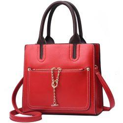 2020 Китая PU женская сумка из натуральной кожи Fashion Креста буртиком корпуса поездки сумки (30295)