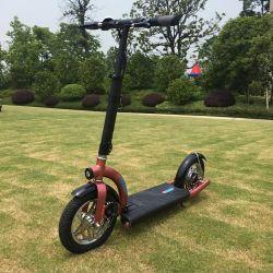 Potente motor de doble chino de la grasa de dos ruedas neumáticos Scooter eléctrico