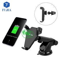 Caricatore senza fili dell'automobile del telefono con l'adattatore degli accessori della batteria Emergency di RoHS