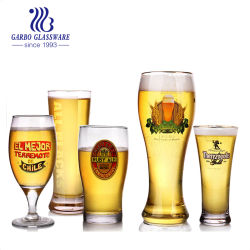 ビール飲むガラス製品の飲むタンブラーのPilsenerビールガラス