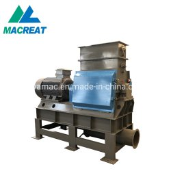 Fornitore della Cina della macchina della smerigliatrice del mulino a martelli della segatura di alta efficienza di MACREAT
