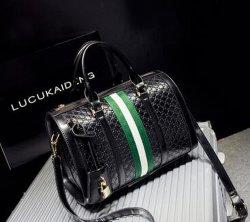 Marken-Entwerfer PU lederne Handtaschen der Dame-Fashion Boston (XP3909)