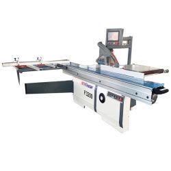 F3200 높은 정밀도 CNC 목제 절단 미끄러지는 테이블은 기계가 판매를 위해 Altendorf 위원회 기계를 보았다는 것을 보았다