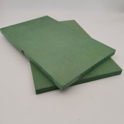 Venta caliente 1220X2440X1-25mm Woodgrains HDF/MDF para muebles
