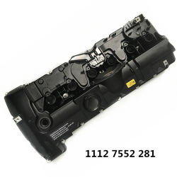 Tampa da Válvula do Motor 11127552281 para a BMW E60 528i E70 X5A cobertura da cabeça do cilindro