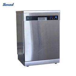 台所機器12のセットの支えがないステンレス鋼の国内ディッシュウォッシャー