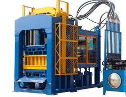 시멘트 Brick Making Machine Qt8-15 Fly Ash Brick Raw Material와 Brick Production Line Processing Moulds