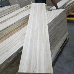 Painel de madeira maciça choupo Choupo para mobiliário