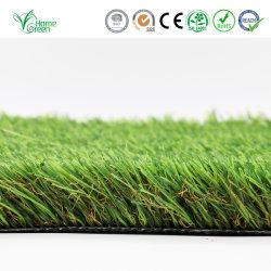 Verde natural suave decoración de jardín de Césped Artificial Césped Artificial Césped alfombras