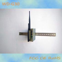 WD-G30 Adaptador de rede Wi-Fi Industrial utilizada com a Siemens PLC
