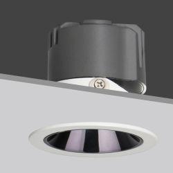 7W-30W 깊은 반대로 글레어에 의하여 내재되어 있는 방수 중단된 스포트라이트 Downligh 반점 빛 LED