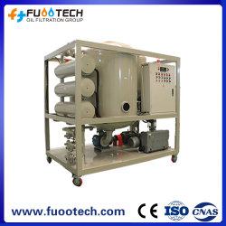 Fuootech 시리즈 Zyd 두 배 단계 높은 진공 변압기 기름 여과 기계