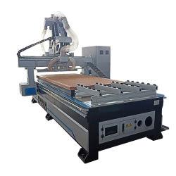1325 de hete het Verkopen Igolden CNC Gebruikte Houtbewerking van het Hulpmiddel van de Router AutoWisselaar
