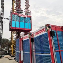 Polipasto eléctrico de la construcción y la máquina de elevación de hormigón