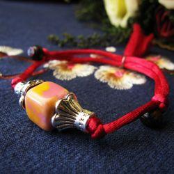 Elegante pulsera de cerámica de estilo dulces joyas Pulsera de moda