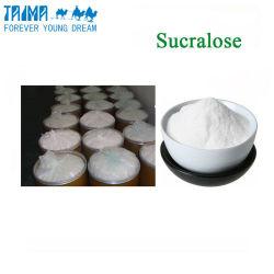 Additif alimentaire : édulcorant Sucralose, éthyl maltol.